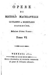 Opere: Volume 6