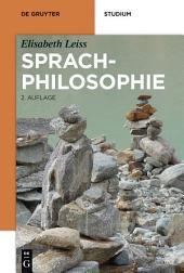 Sprachphilosophie: Ausgabe 2