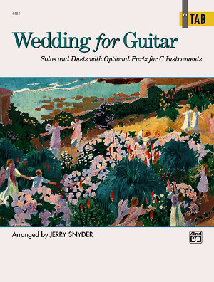 Wedding for Guitar PDF