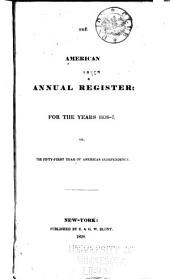 American Annual Register: Volume 2