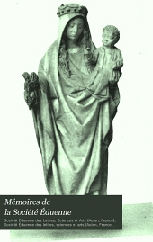 Mémoires de la Société Éduenne: Volume34