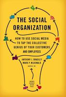 The Social Organization PDF