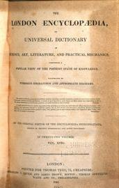 London Encyclop  dia  Or  Universal Dictionary of Science  Art  Literature  and Practical Mechanics PDF