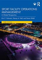 Sport Facility Operations Management PDF
