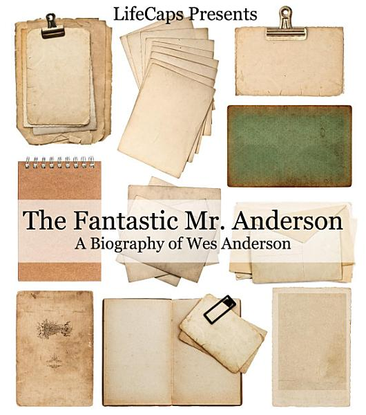 Download The Fantastic Mr  Anderson Book