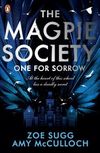 The Magpie Society  One for Sorrow Book