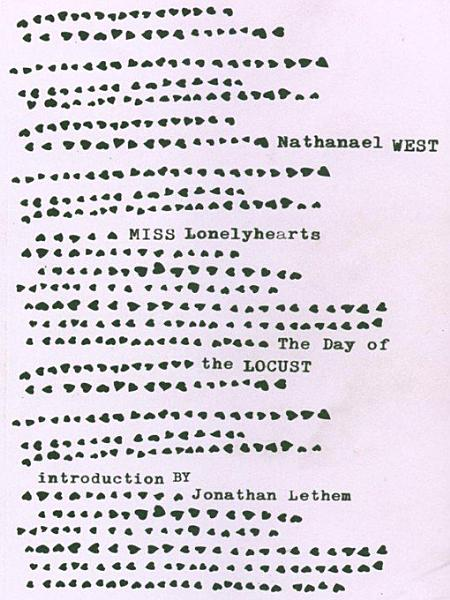 Miss Lonelyhearts & The Day of the Locust (New Edition)
