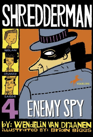 Shredderman  Enemy Spy PDF