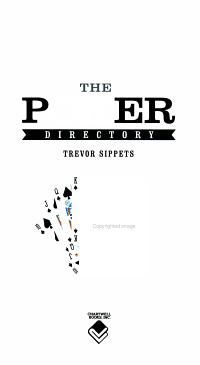 Poker Directory PDF