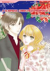 A SURPRISE CHRISTMAS PROPOSAL: Harlequin Comics