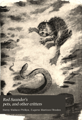 Red Saunder's Pets, and Other Critters