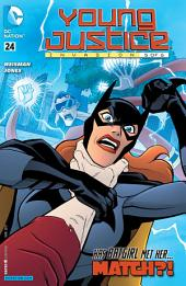 Young Justice (2011-) #24