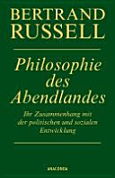 Philosophie des Abendlandes PDF