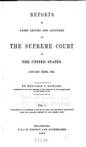United States Reports: Cases Adjudged in the Supreme Court, Volume 42