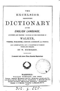 The Excelsior pronouncing dictionary of the English language PDF