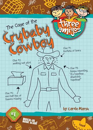 The Case of the Crybaby Cowboy PDF