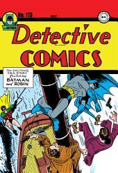 Detective Comics (1937-) #113