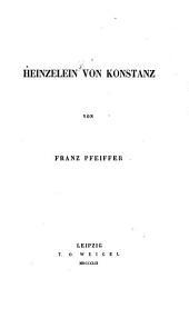 Heinzelein von Konstanz