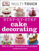 Step by Step Cake Decorating PDF