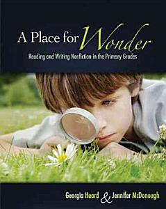 A Place for Wonder Book
