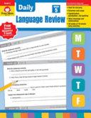 Daily Language Review Grade 5 PDF