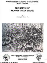 Moores Creek National Military Park  North Carolina  the Battle of Moores Creek Bridge PDF