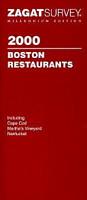 Boston Restaurant Survey 2000 PDF