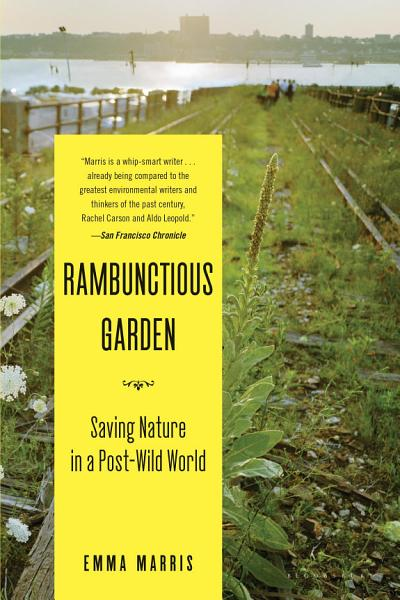 Download Rambunctious Garden Book