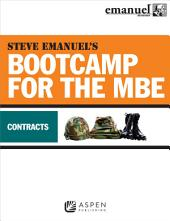 Steve Emanuel's Bootcamp for the MBE: Contracts