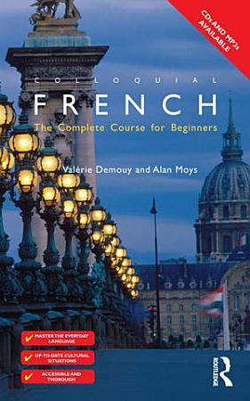 Colloquial French  eBook And MP3 Pack  PDF