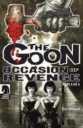 The Goon: Occasion of Revenge #4