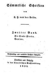 Sämmtliche Schriften von van der Velde, Karl Franz: Band 2