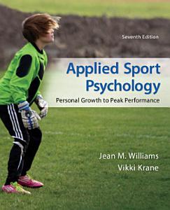 Applied Sport Psychology Book