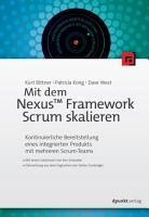 Mit dem NexusTM Framework Scrum skalieren PDF
