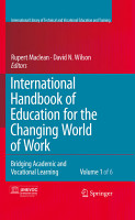 International Handbook of Education for the Changing World of Work PDF