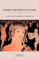 Greek and Roman Actors PDF