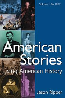 American Stories  To 1877 Book