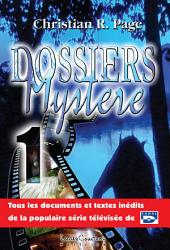 Dossiers mystère - Tome 1