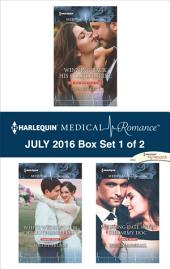 Harlequin Medical Romance July 2016 - Box Set 1 of 2: Winning Back His Doctor Bride\White Wedding for a Southern Belle\Wedding Date with the Army Doc