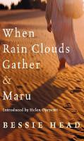 When Rain Clouds Gather And Maru PDF