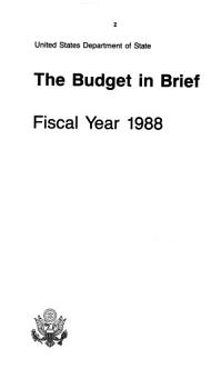 Departments of Commerce  Justice  and State  the Judiciary  and related agencies appropriations for 1988 PDF