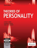 THEORIES OF PERSONALITY  4TH ED