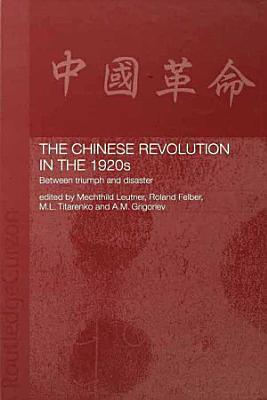 The Chinese Revolution in the 1920s PDF