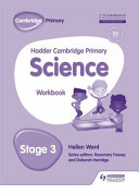 Hodder Cambridge Primary Science Workbook 3