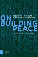 On Building Peace PDF