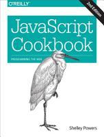 JavaScript Cookbook PDF