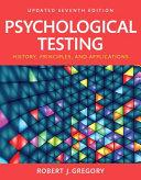 Psychological Testing PDF