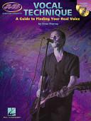 Vocal Technique Book PDF