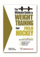 The Ultimate Guide to Weight Training for Field Hockey PDF