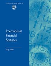 International Financial Statistics, May 2008